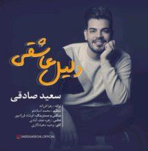 آهنگ سعید صادقی به نام دلیل عاشقی فوق العاده زیبا