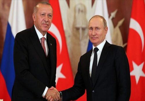 اردوغان: روند سیاسی در لیبی نیازمند پایان رویکرد تهاجمی حفتر است