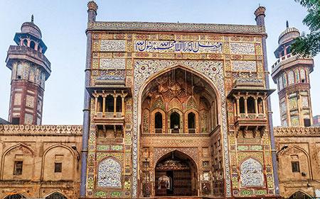 آشنایی با مسجد وزیر خان در لاهور