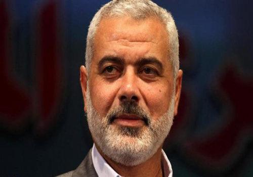 اسماعیل هنیه از ایران بخاطر حمایت از مقاومت فلسطین تمجید کرد